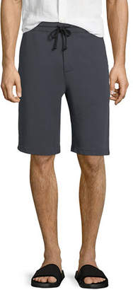 Vince Solid-Knit Sweat Shorts