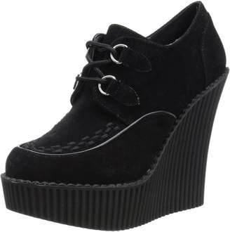 Demonia Women's Cre302/Bvs Fashion Sneaker