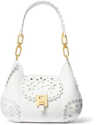 Michael Kors Bancroft Embroidered Shoulder Bag