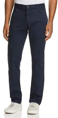Michael Kors Parker Five-Pocket Stretch Straight Fit Pants