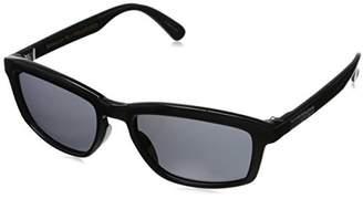 Black Flys Bradley Fly with Smoked Lens Polarized Wayfarer Sunglasses