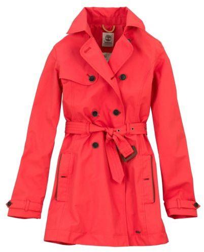 Timberland Women's Rudston Waterproof Trench Coat Style 4928j