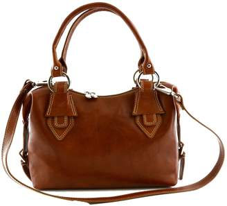 Dream Leather Bags Made in Italy Genuine Leather Woman Leather Handbag Color