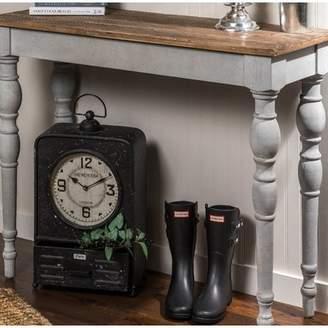 Cooper Classics Table Clock