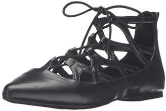Mia Women's Anamarie Pointed Toe Flat