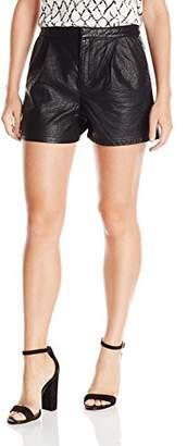 Dolce Vita Women's Vegan Leather Spencer Short