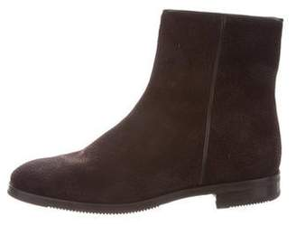 Gravati Suede Ankle Boots