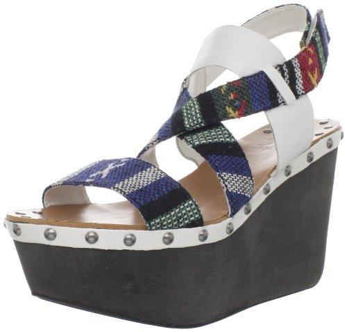 Joe's Jeans Women's Trixie Wedge Sandal