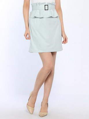 CECIL McBEE (セシル マクビー) - CECIL McBEE 取り外しペプラムタイトスカート セシル マクビー スカート