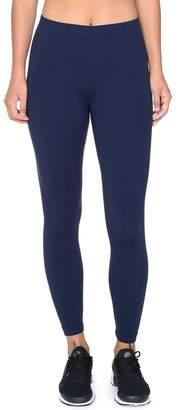 Danskin Women's Solid Ankle Leggings