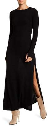 Couture Go Crew Neck Maxi With Thumb Hole