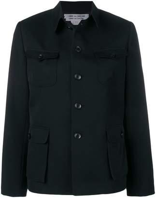 Comme des Garcons multi-pocket jacket