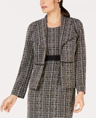 Kasper Petite Tweed Jacket