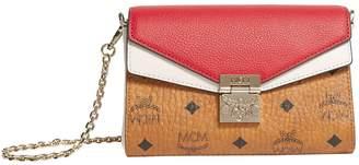 MCM Small Visetos Millie Cross Body Bag