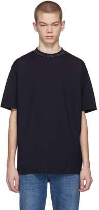 Acne Studios SSENSE Exclusive Navy Navid T-Shirt