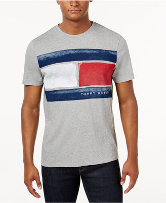 Tommy Hilfiger Men's Elmira Flag Tee $34.50 thestylecure.com