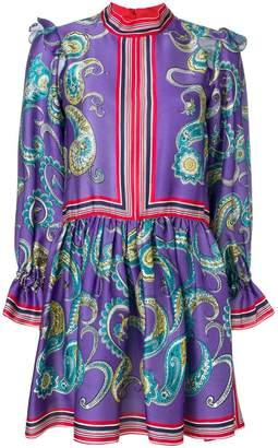 Philosophy di Lorenzo Serafini paisley printed dress