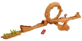 Disney 3 Willy's Butte Transforming Track Set