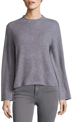 Milly Women's Marled Cashmere Sweater
