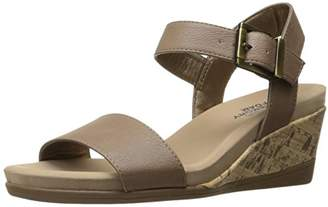 LifeStride Women's Tanglo Wedge Sandal