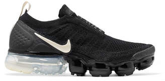 Nike Air Vapormax Moc 2 Flyknit Sneakers - Black