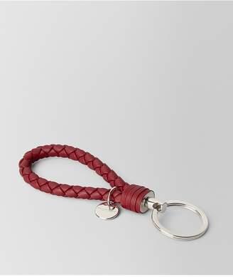 Bottega Veneta Key Ring In Intrecciato Nappa
