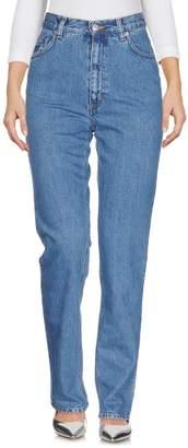 Henry Cotton's Denim pants - Item 42658817