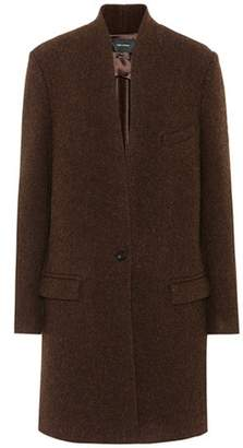 Isabel Marant Lucas virgin wool coat