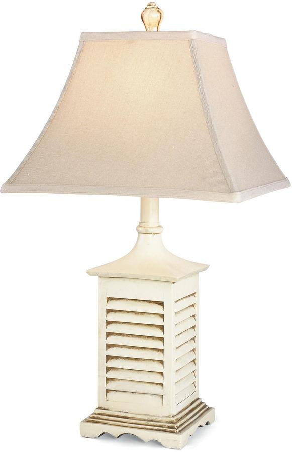 Asstd National Brand Shutter Table Lamp