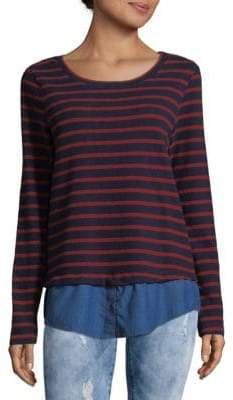 Soft Joie Marilina Striped Shirt