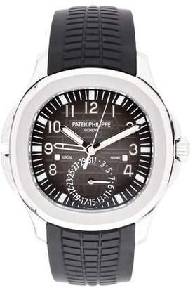 Patek Philippe Aquanaut Travel Time Watch