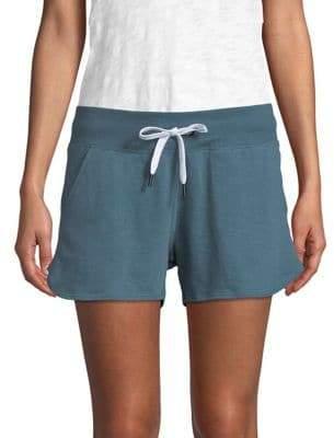 DKNY High Density Logo Shorts