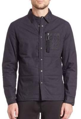 Madison Supply Long Sleeve Cotton Jacket