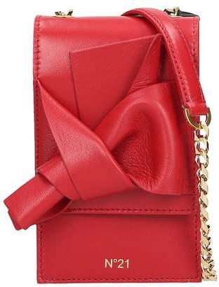 N°21 N.21 Micro Bow Bag