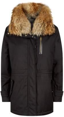 Mackage Rani Fur Collar Down Parka