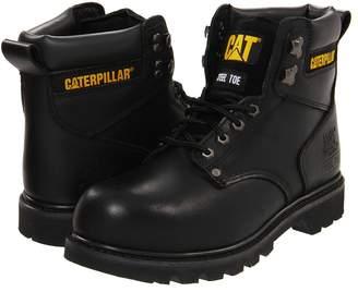 Caterpillar 2nd Shift Steel Toe Men's Work Boots
