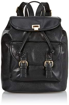 Womens Bag 16bwg-40 Pu Lea Pu Nobuck Cross-Body Bag Buffalo 8rZmXPHc