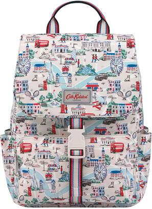 Cath Kidston London Map Buckle Backpack