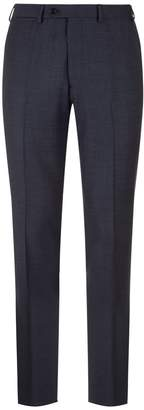 Emporio Armani Wool Tailored Trousers