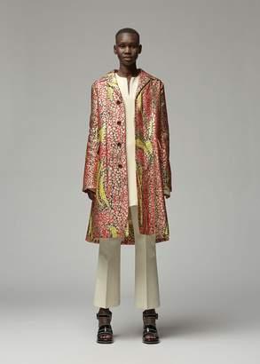 Marni Cloque Coat