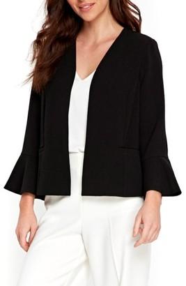 Women's Wallis Bell Sleeve Jacket $57 thestylecure.com