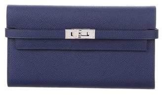 Hermes Epsom Kelly Longue Wallet