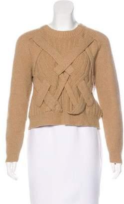 3.1 Phillip Lim Wool-Blend Knit Sweater