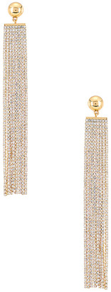 Ettika Rhinestone Waterfall Earring