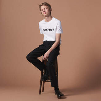 Sandro Slogan T-shirt