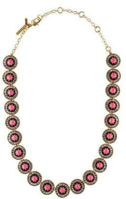 Lele Sadoughi Sundial Necklace