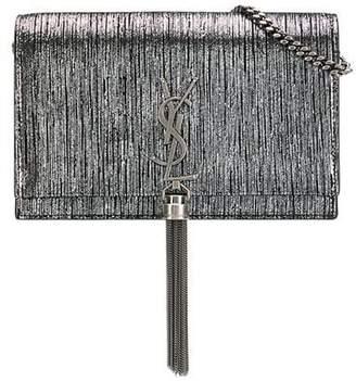 Saint Laurent chain clutch bag