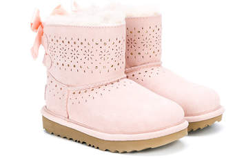 UGG patterned boots