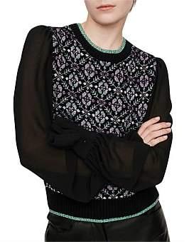 Maje Maely Knitwear