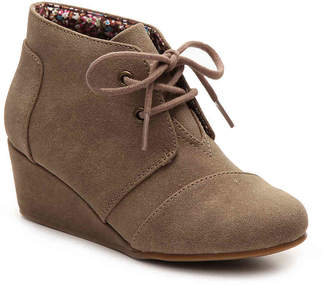 Jellypop Currie Youth Wedge Bootie - Girl's